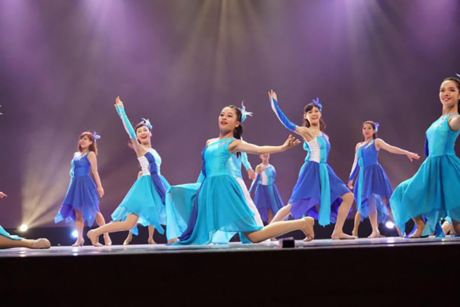 やさしいテーマパークダンスクラス オープン!