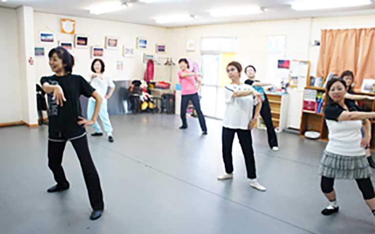 アクティブシニアダンス